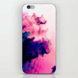 Secrets and Confusion Blurry Abstract iPhone Skin