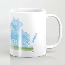 Virginia Home State Coffee Mug