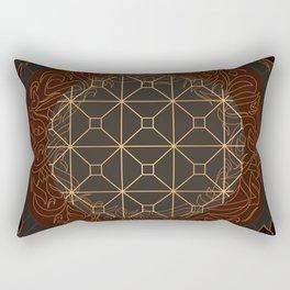 ISLAMIC ART ALLAH Rectangular Pillow