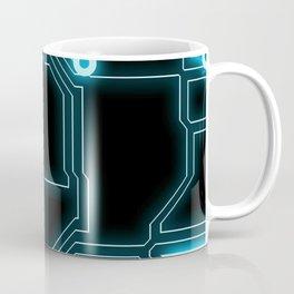 Circuit Pattern Coffee Mug