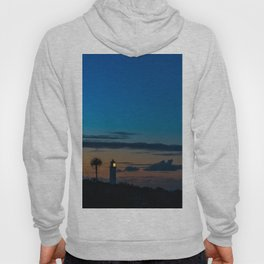 The Lighthouse on the Point Hoody