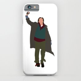 Criminal The Breakfast Club 80s movie iPhone Case