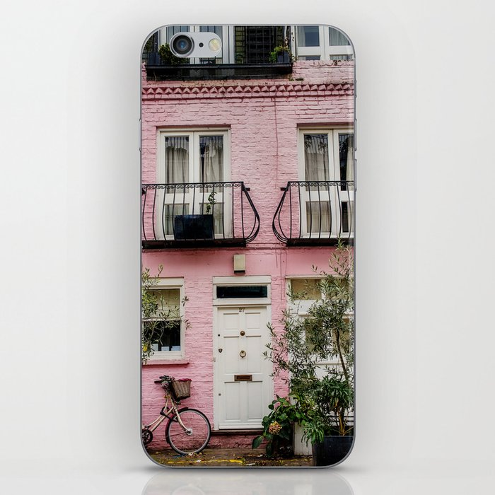 Notting Hill, London England iPhone Skin