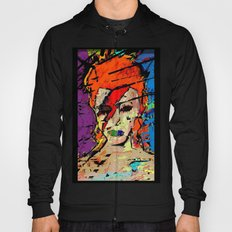 David Bowie. A Lad Insane Hoody
