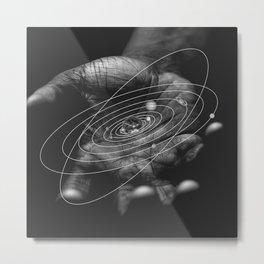 Nil Admirari: Be Surprised At Nothing Metal Print