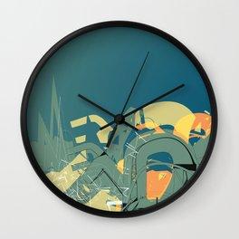 71018 Wall Clock