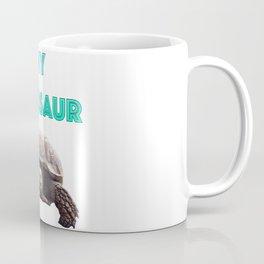 My Dinosaur Coffee Mug