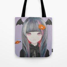 Pumpkin Nightmare Tote Bag