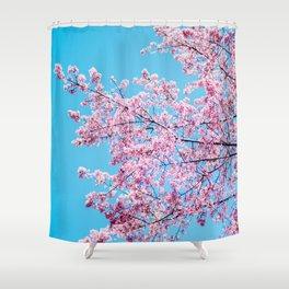 Sakura 05 Shower Curtain