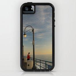Santa Monica Pier 2 iPhone Case