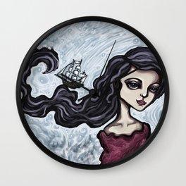Le Mar Wall Clock