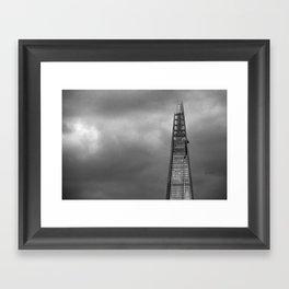 Shard 2 Framed Art Print