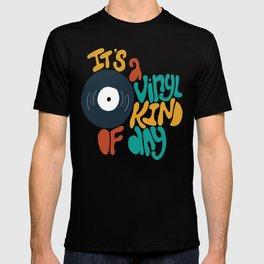 Vinyl Day T-shirt