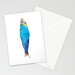 Sardi-Parrot Stationery Cards