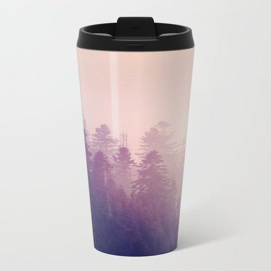 shadow and soul Metal Travel Mug