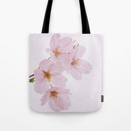 Beautiful spring cherry blossoms at Yoyogi Park in Tokyo Tote Bag