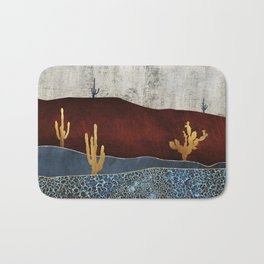 Moonlit Desert Bath Mat