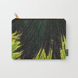 No Name Abstract Carry-All Pouch