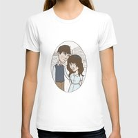 500 days of summer T-shirts featuring 500 days of summer portrait. by Nic Lawson
