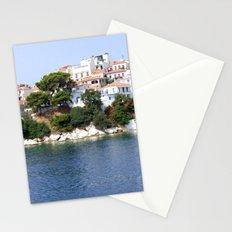 Skiathos Island, Greece Stationery Cards