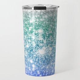 Winter Fresh Galaxy Sparkle Travel Mug