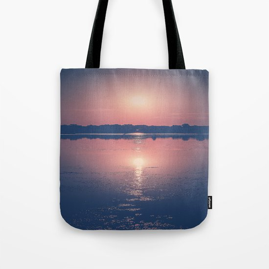 Paradise Takes Time Tote Bag