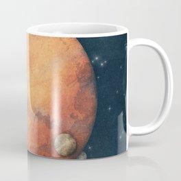 The Red Planet Coffee Mug