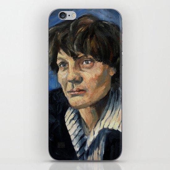 Iris Murdoch iPhone Skin