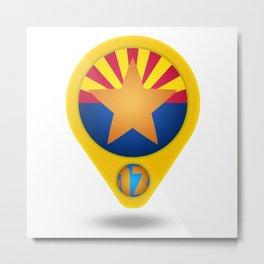 Arizona Metal Print
