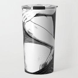 asc 673 - La tenue de soirée (No formal attire required) Travel Mug