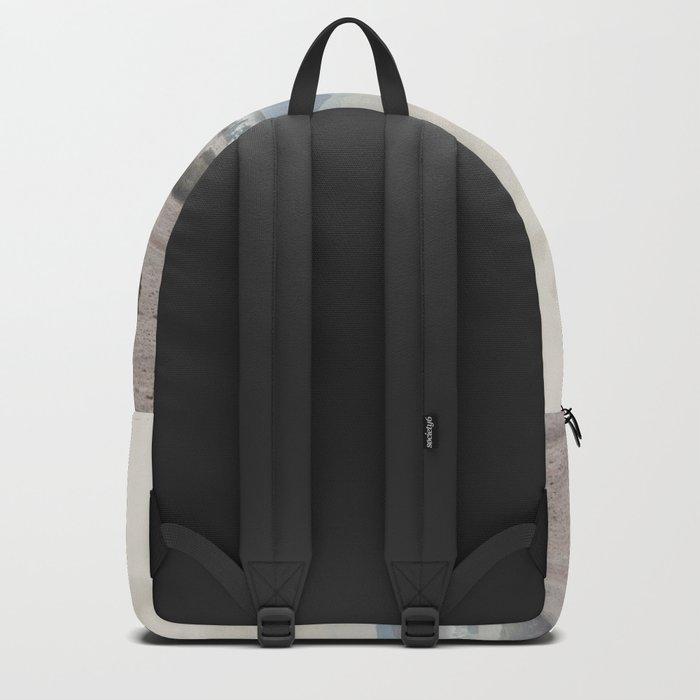Landscape & Horses II Backpack