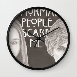 Violet & Tate Wall Clock