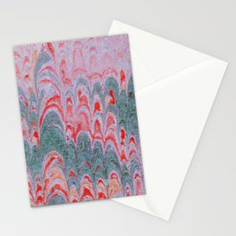 Hills and trees Stationery Cards