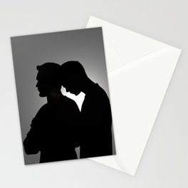 then listen to me now Stationery Cards