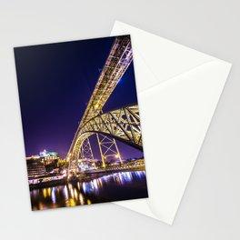 Luís I Bridge Porto Stationery Cards