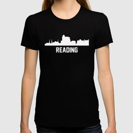 Reading Pennsylvania Skyline Cityscape T-shirt