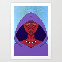 5th Eye Art Print