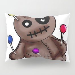 Womens Thinking About You | Voodoo Doll T-Shirt Pillow Sham