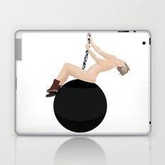 Miley Cyrus - Wrecking Ball Laptop & iPad Skin