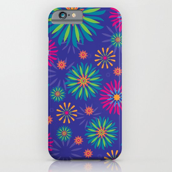 Psychoflower Violet iPhone & iPod Case