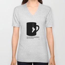 Quartermaster´s second mug Unisex V-Neck