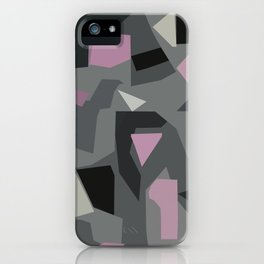 Langley Pink iPhone Case