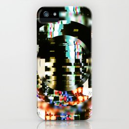 The Interference iPhone Case