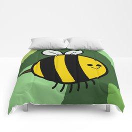 Cutesy Crawlies — Bumblebee Comforters