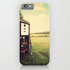The Old Gas Pump iPhone 6s Slim Case