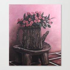 Trunk Pot Canvas Print