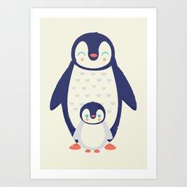Proud Mama Art Print