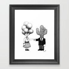 Soul Mates (2013) Framed Art Print