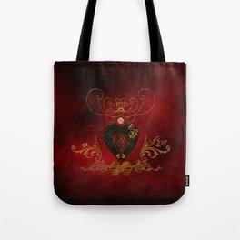 Wonderful heart Tote Bag