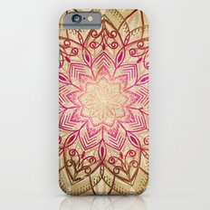 Desert Mandala Slim Case iPhone 6s